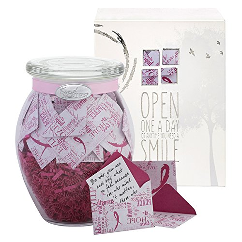 Glass-KindNotes-FIGHTING-CANCER-Keepsake-Gift-Jar-of-Messages-for-Cancer-Breast-Cancer-Patients-0