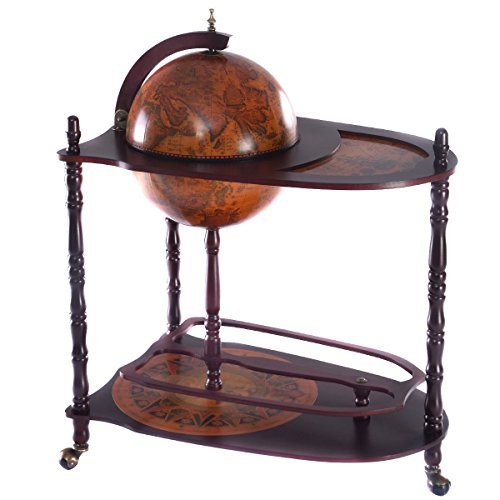Goplus-Wood-Globe-Wine-Bar-Stand-16th-Century-Italian-Rack-Liquor-Bottle-Shelf-New-0-1