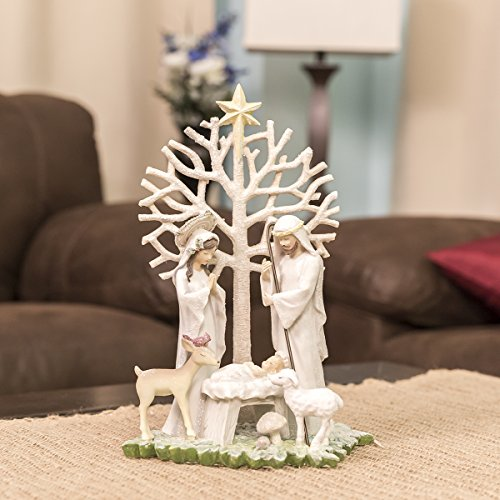 Grasslands-Road-Nativity-Figurine-with-Tree-Winter-Wilderness-Gifts-of-Glory-0-0