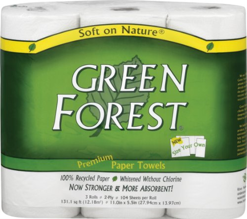 Green-Forest-100-Recycled-Paper-Towels-104-count-3-rolls-Pack-of-10-0-0