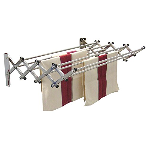 Greenway-IndoorOutdoor-Stainless-Steel-Expandable-Drying-Rack-0-1