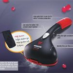 HAAN-Portable-Travel-Steamer-Iron-HI-400BL-Handheld-Garment-Black-0-1