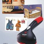 HAAN-Portable-Travel-Steamer-Iron-HI-400BL-Handheld-Garment-Black-0