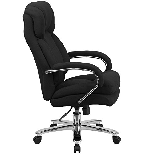 HERCULES-Series-247-Intensive-Use-Multi-Shift-Big-Tall-500-lb-Capacity-Black-Fabric-Executive-Swivel-Chair-with-Loop-Arms-0-0