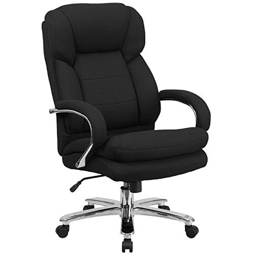 HERCULES-Series-247-Intensive-Use-Multi-Shift-Big-Tall-500-lb-Capacity-Black-Fabric-Executive-Swivel-Chair-with-Loop-Arms-0