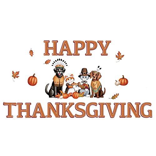 Happy-Thanksgiving-Garage-Door-Magnets-0