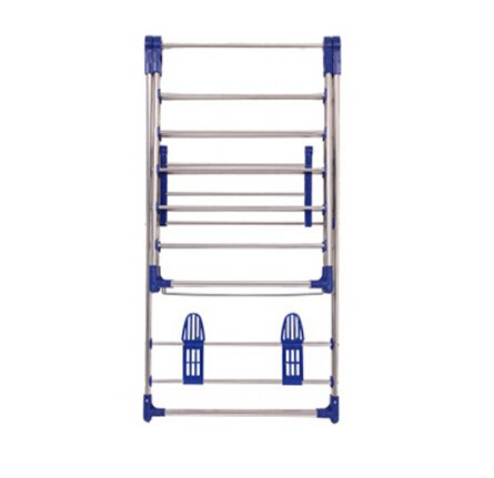 Heavy-Duty-Stainless-Steel-Gullwing-Clothes-Drying-Rack-0-1