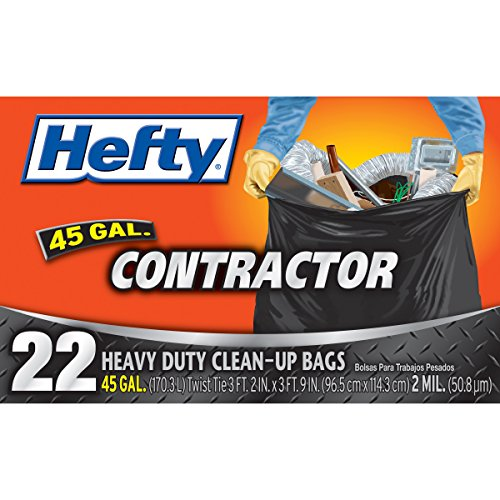 Hefty-Contractor-Heavy-Duty-Clean-Up-Bags-Twist-Tie-45-Gallon-22-Count-Pack-of-4-0-1