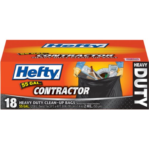 Hefty-Contractor-Heavy-Duty-Clean-Up-Bags-Twist-Tie-55-Gallon-18-Count-Pack-of-4-0