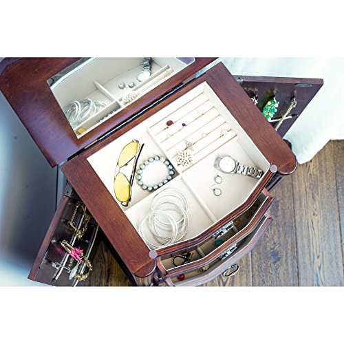Hives-Honey-Abigail-Jewelry-Armoire-Walnut-0-0