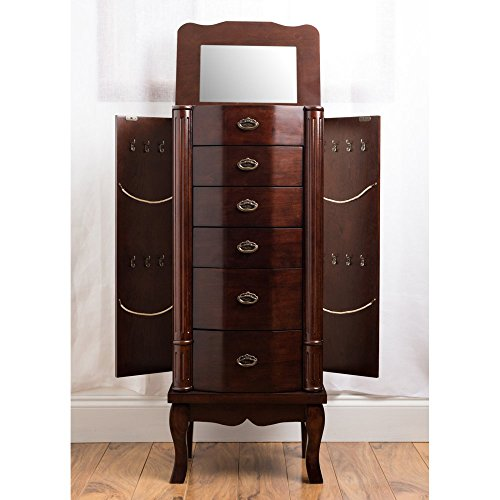 Hives-Honey-Abigail-Jewelry-Armoire-Walnut-0