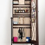 Hives-and-Honey-Cheval-Jewelry-Armoire-and-Mirror-0-1