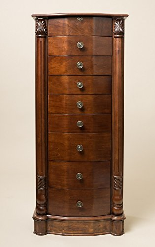 Hives-and-Honey-Henry-IV-Walnut-Jewelry-Armoire-0-0