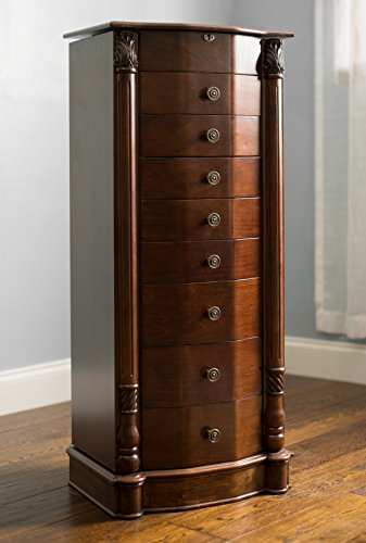 Hives-and-Honey-Henry-IV-Walnut-Jewelry-Armoire-0