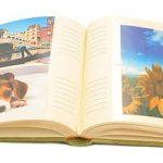 Hom-Essence-0380-Bookbound-Photo-Album-Bonded-Leather-Crocodile-Embossed-0-0