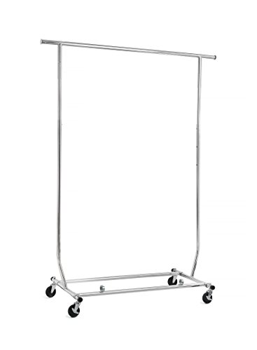 Home-it-clothes-rack-heavy-duty-commercial-grade-chrome-clothes-rail-for-Clothing-Garment-Rack-Adjustable-clothing-rack-clothing-rail-0-0