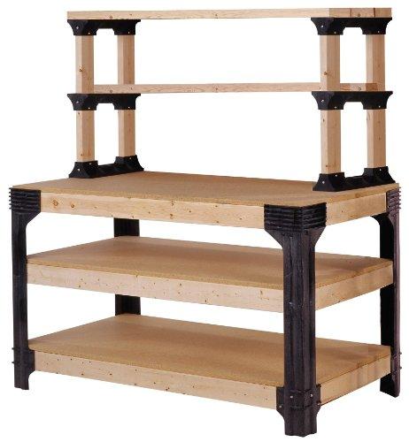 Hopkins-90164-2x4basics-Workbench-and-Shelving-Storage-System-0
