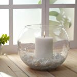 Hosleys-6-Diameter-Glass-Bowl-Ideal-for-Floral-Centerpiece-Arrangements-Tealight-Gardens-Spa-Aromatherapy-settings-DIY-Craft-Projects-0-1