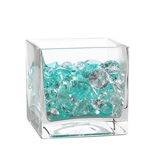 Hosleys-Decorative-Vase-Filler-Assorted-Gems-450-gr-1587-oz-in-a-Mesh-Bag-Ideal-for-weddings-parties-special-events-0-0
