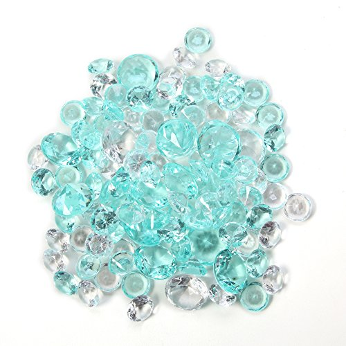 Hosleys-Decorative-Vase-Filler-Assorted-Gems-450-gr-1587-oz-in-a-Mesh-Bag-Ideal-for-weddings-parties-special-events-0