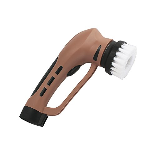 Household-Electric-Shoe-Mini-Polisher-with-Rechargeable-Battery-Hand-Held-Portable-Leather-Shine-Kit-Brown-0