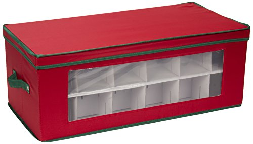 Household-Essentials-Holiday-Storage-Box-Red-with-Green-0-0