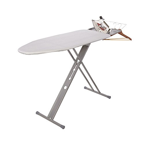 Household-Essentials-Italian-Wide-Top-Ironing-Board-Silver-0-0