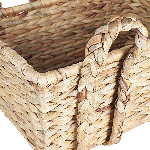 Household-Essentials-Large-Rectangular-Floor-Storage-Basket-with-Braided-Handles-0-1