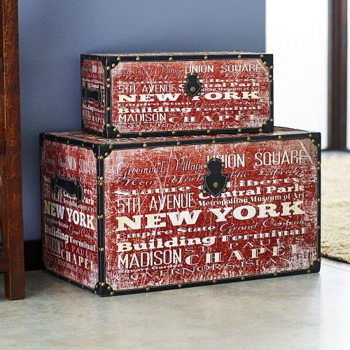 Household-Essentials-New-York-Design-Storage-Trunk-0-0