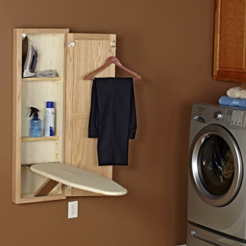 Household-Essentials-StowAway-In-Wall-Ironing-Board-0-1