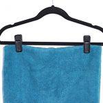 Household-Mall-Slim-line-Plastic-100pcs-Finger-Clips-Clothes-Pants-Hangers-Clips-0