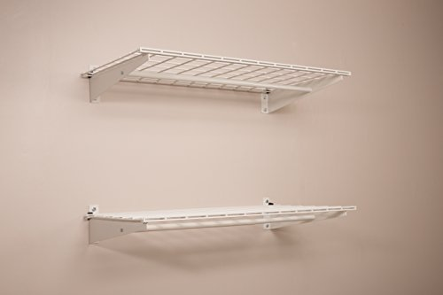 HyLoft-00777-36-by-18-Inch-Wall-Shelf-with-Hanging-Rod-2-Pack-0-1