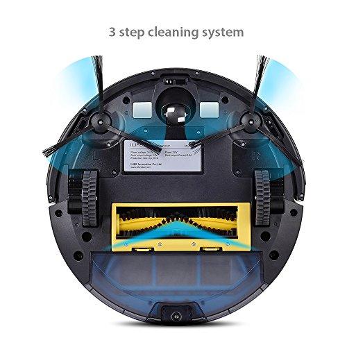 ILIFE-A4-Robot-Vacuum-Cleaner-Titanium-Gray-0-0