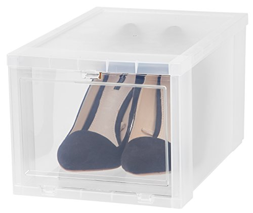 IRIS-Small-Drop-Front-Shoe-Box-Clear-0-0