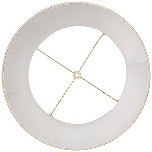 Imperial-Collection-Creme-Deep-Drum-Shade-12x14x16-Spider-0-1