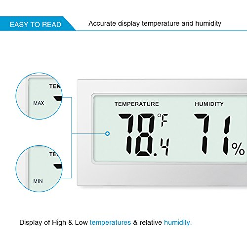 Indoor-Humidity-Thermometer-Monitor-Sensor-Amir-Digital-Thermometer-Hygrometer-and-Humidity-Gauge-Accurate-Readings-CF-MinMax-Records-For-Cars-Home-Office-0-1