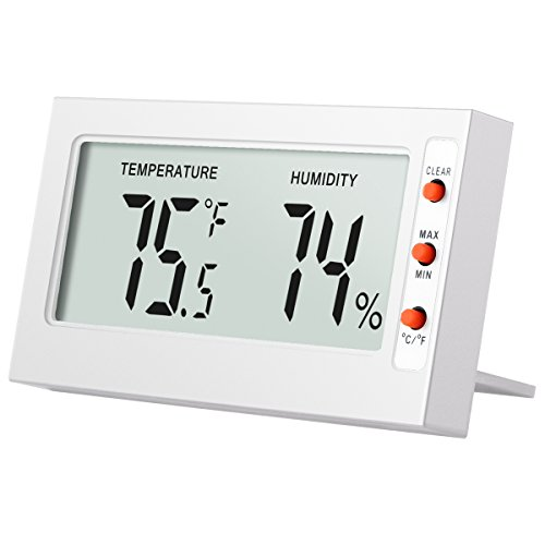 Indoor-Humidity-Thermometer-Monitor-Sensor-Amir-Digital-Thermometer-Hygrometer-and-Humidity-Gauge-Accurate-Readings-CF-MinMax-Records-For-Cars-Home-Office-0