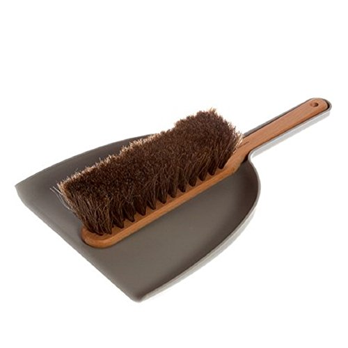 Iris-Hantverk-Dustpan-Brush-Set-Handmade-Grey-0
