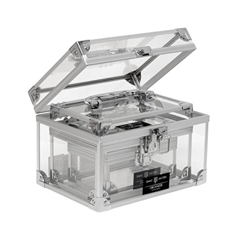 Isaac-Jacobs-Clear-Acrylic-Train-Box-Storage-Set-Includes-Small-Medium-Large-0-0