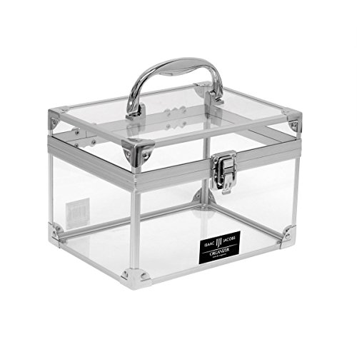 Isaac-Jacobs-Clear-Acrylic-Train-Box-Storage-Set-Includes-Small-Medium-Large-0-1