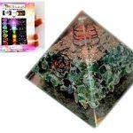 Jet-International-Green-Aventurine-Chakra-Orgone-Pyramid-Free-Crystal-Therapy-0