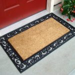 Kempf-Inlaid-Scroll-Coco-Doormat-24-by-39-by-05-Inch-0