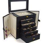 Kendal-Huge-Leather-Jewelry-Box-Case-Storage-LJC-SHD5-0