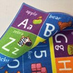 Kev-Cooper-Playtime-Collection-ABC-Numbers-and-Shapes-Educational-Area-Rug-50-x-66-0-0