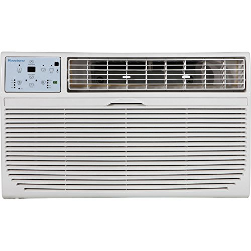 Keystone-KSTAT10-1C-10000-BTU-115V-Through-the-Wall-Air-Conditioner-with-Follow-Me-LCD-Remote-Control-0