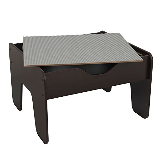 KidKraft-2-in-1-Activity-Table-with-Board-Gray-Espresso-0-0