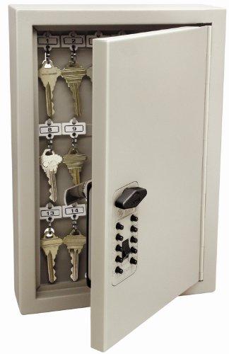 Kidde-AccessPoint-001795-Combination-TouchPoint-Entry-Key-Locker-Clay-30-Key-0-0