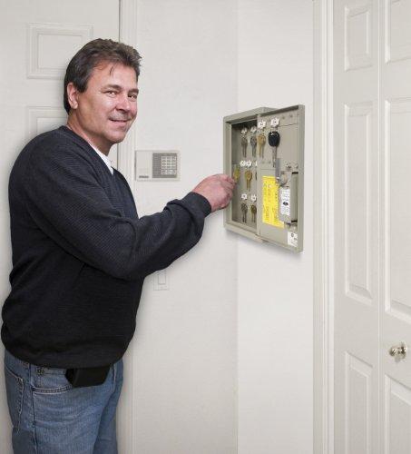 Kidde-AccessPoint-001795-Combination-TouchPoint-Entry-Key-Locker-Clay-30-Key-0-1