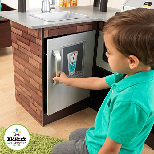 Kidkraft-Chillin-Grillin-Wooden-Kitchen-Chill-and-Grill-53311-Brand-New-0-0