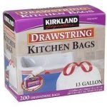 Kirkland-Signature-Drawstring-Kitchen-Trash-Bags-13-Gallon-400-Count-0
